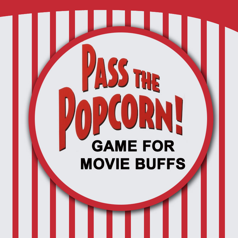 Pass The Popcorn Board Game