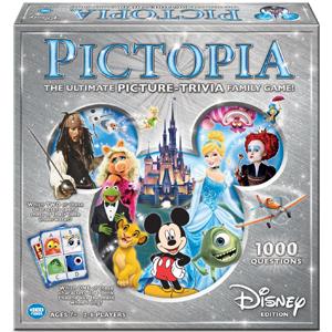 Disney Pictopia Trivia