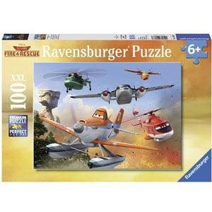 Disney Planes Fire- 100-Piece