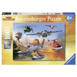 Ravensburger Disney Planes: Fighting The Fire