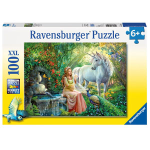 Princess & Unicorn- 100 Piece
