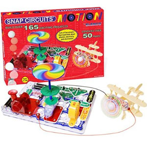 Snap Circuits Motion Electronics