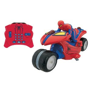 Spider Man U-Command Cycle