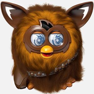 Star Wars Furbacca Furby