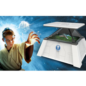 Star Wars The Force Trainer II Hologram