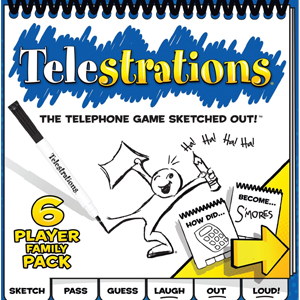 Telestrations 6 Player