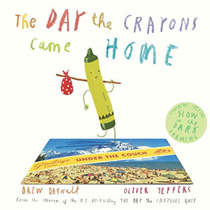 Day the Crayons Came Home