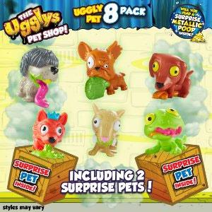 The Ugglys Pet Shop, 8-Pack