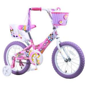 Flower Princess BMX Bike