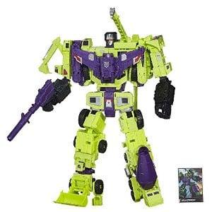 Transformers Generations Combiner Wars Devastator