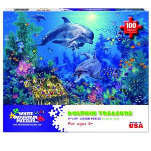 Dolphin Treasures - 100 Piece