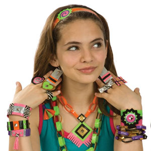 ALEX Toys Do-it-Yourself Wear Duct Tape Jewelry