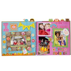 ALEX® Toys My Eco Crafts Scrapbook Set