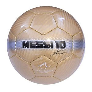 Baden Messi Deluxe Soccer Ball