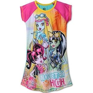 Big Girls Monster High Nightgown