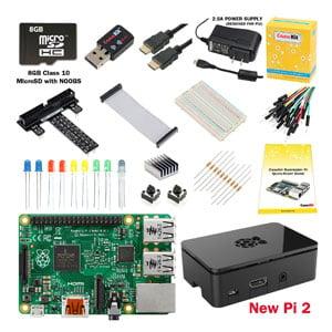 CanaKit Raspberry Pi 2