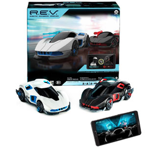 Rev (2 Cars Included)