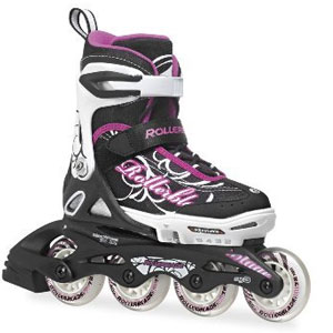 Rollerblade Girl's Junior Spitfire XT