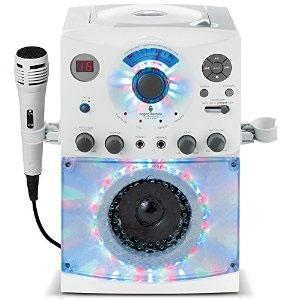 The Singing Machine Disco Karaoke System