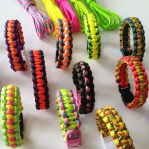X-cords Paracord Friendship Bracelet Kit