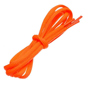 Birch Neon Orange Shoe Laces