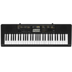 Casio 61-Key Premium Portable Keyboard