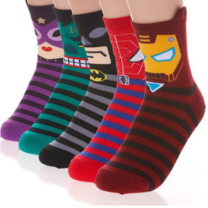 Danischoice Cute Cartoon Socks
