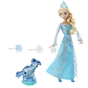 Disney Frozen Ice Power Elsa Doll