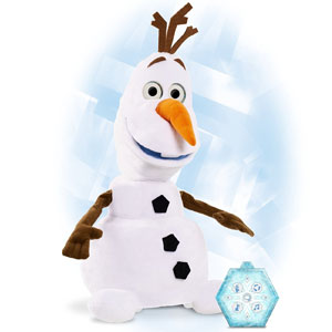 Disney Frozen Ultimate Olaf Plush