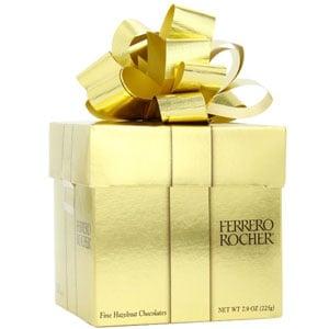 Ferrero Rocher Gift Cube