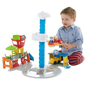 Fisher-Price Little People Spinnin' Airport