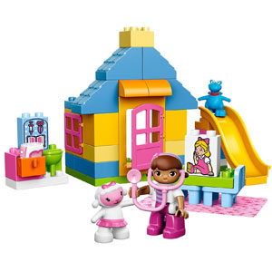 LEGO DUPLO Doc McStuffins Backyard