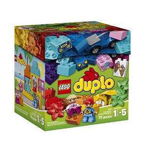 LEGO DUPLO My First Creative Building Box