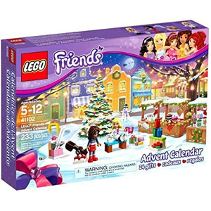 LEGO Friends Advent Calendar 2015