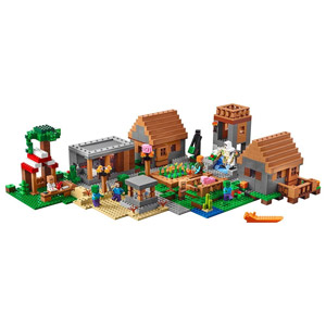 LEGO Minecraft The Village 21128