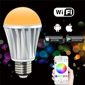 MagicLight WiFi LED Light Bulb