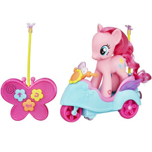 My Little Pony Pinkie Pie R/C Scooter