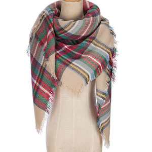 POSESHE Stylish Warm Blanket Scarf
