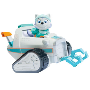 Paw Patrol Everests Rescue Snowmobile