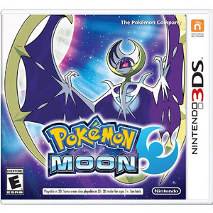 Pokémon Moon And Sun