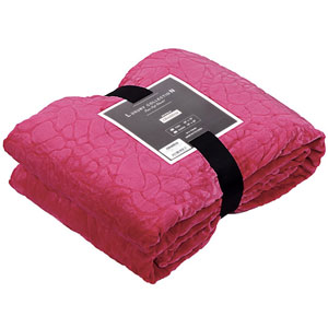 Qbedding Microplush Throw Blanket