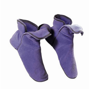 Raikou Women's Micro Fleece Bootie Slipper