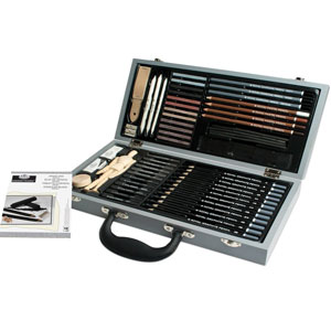 Royal & Langnickel Deluxe Sketching Artist Box Set