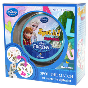 Spot it! Disney Frozen