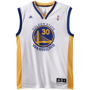 Stephen Curry Mens Replica Jersey