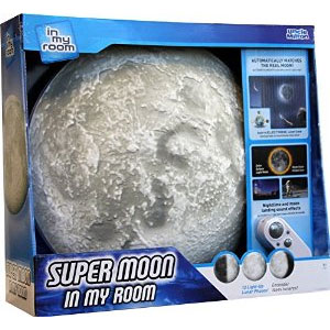 Uncle Milton Super Moon In My Room