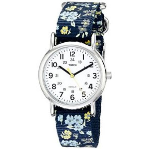 Timex Womans Weekender Watch