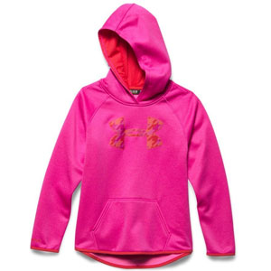 Under Armour Girls Fleece Hoodie