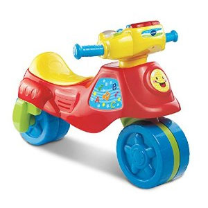 VTech 2-in-1 Learn and Zoom Motor Bike