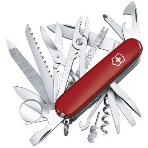 Victorinox Swiss Army Pocket Knife